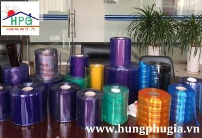 Màn (Rèm) Nhựa PVC Ngăn Lạnh