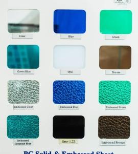 Tấm Lợp Lấy Sáng Polycarbonate Đặc Ruột Malaysia