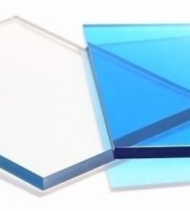 Tấm Lợp Polycarbonate Đặc Dày 2mm