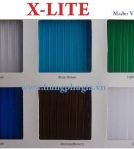 Tấm Lợp Lấy Sáng Polycarbonate XLITE - Việt Nam