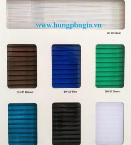 Tấm Lấy Sáng Polycarbonate SUNLITE - Thái Lan